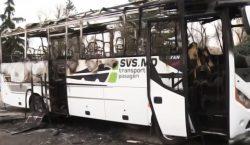 поджог автобусов SVSauto