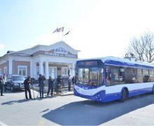 Троллейбусы в Бубуечи будут ходить от железнодорожного вокзала в Кишиневе