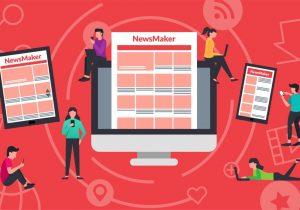 NewsMaker a devenit cel mai accesat portal informativ din Moldova. Am depășit chiar Vkontakte și datele meteo