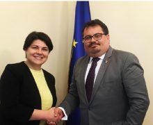 Молдова получит от ЕС €45 млн. Министр финансов и глава делегации ЕС в Кишиневе обсудили программу финансовой помощи