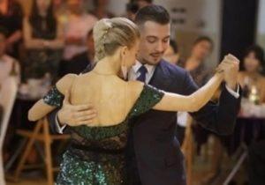 Российского танцора дисквалифицировали на чемпионате мира по аргентинскому танго. Он ударил свою партнершу