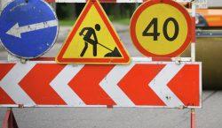 ВКишиневе надва месяца перекрыли движение надвух перекрестках