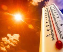 В Молдову пришла жара. Синоптики объявили желтый код
