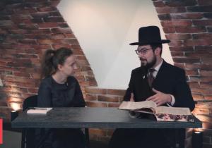 Молдавский разговорник. Урок иврита