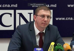 Виорел Морарь вновь возглавил Антикоррупционную прокуратуру. Робу подписал приказ