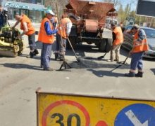 В Кишиневе часть улицы на Рышкановке закрыли на месяц. На улице Коки на Буюканах начались дорожные работы