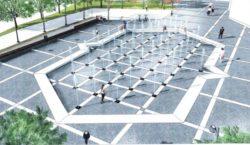 ВКишиневе вДолине Роз откроют поющий фонтан
