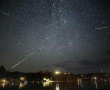 В августе можно будет наблюдать самый яркий звездопад года. Когда именно?