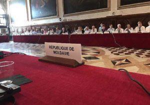 «Жду продолжения сотрудничества свашим судом». Председатель Венецианской комиссии поздравил нового главу КС