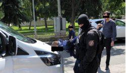 арест в Кишиневе