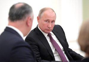 УПутина нет впланах официальной встречи сДодоном
