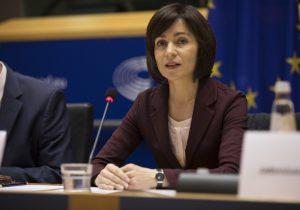 «Я получила тревожные сигналы из Брюсселя». Санду рассказала, что будет с квотами на экспорт в ЕС, как она относится к Филату и станет ли снова депутатом