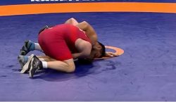 Молдавский борец Георгий Рубаев выступит на Олимпийских играх в Токио