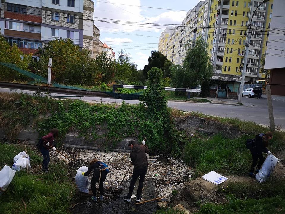 Как в Кишиневе прошел Всемирный день чистоты. В 6 фото