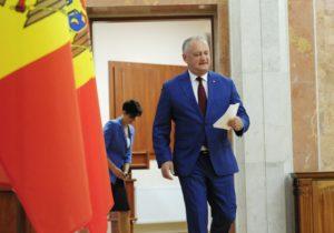 «Воспользуйетесь этой конъюнктурой». Додон призвал российских предпринимателей нетерять время иинвестировать вМолдову