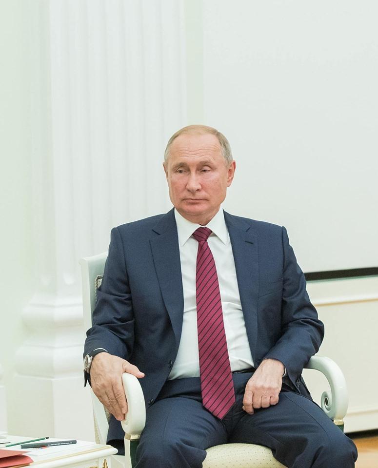 «Повышения цены нагаз небудет». Очем Додон договорился сПутиным вМоскве
