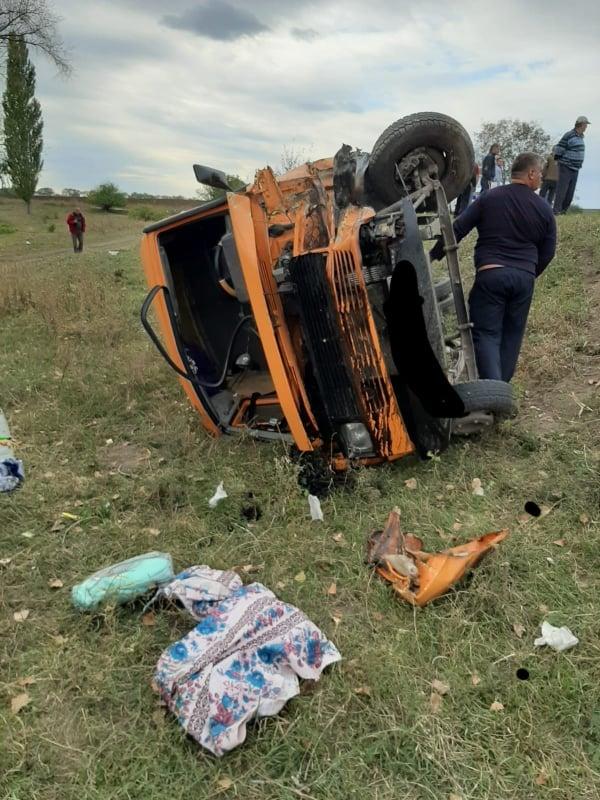 В Молдове за сутки произошло девять ДТП. Два человека погибли, 11 пострадали