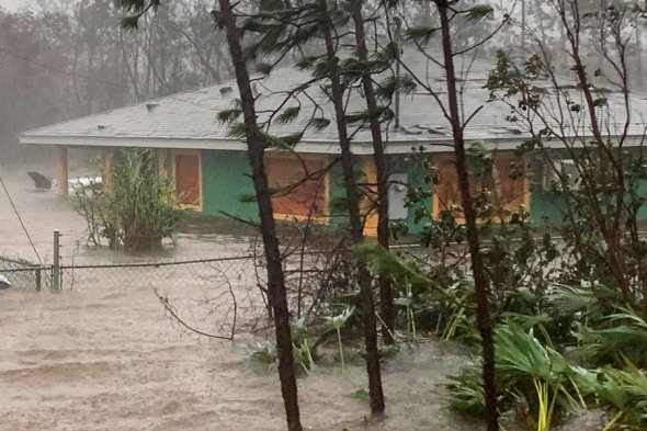 Ураган «Дориан» разрушил несколько Багамских островов. Фоторепортаж