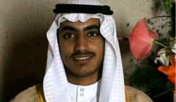 Трамп объявил оликвидации сына Усамы бен Ладена