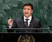 «Добро пожаловать ввек возможностей, где увас есть возможность быть убитым». Зеленский выступил на Генсассамблее ООН