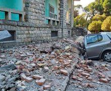В Албании произошло самое сильное землетрясение за 30 лет. Более 50 человек пострадали