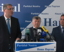 «Наша партия» выдвинула экс-прокурора Ивана Дьякова на пост мэра Кишинева