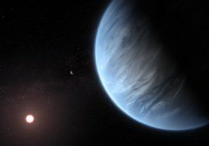 Астрономы обнаружили планету, накоторой возможна жизнь