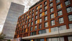 В Кишиневе компания Summa открыла гостиницу Courtyard by Marriott Chisinau…