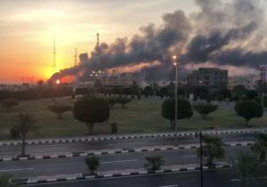 Атака дронов. Как беспилотники йеменских повстанцев «взорвали» мировой рынок нефти