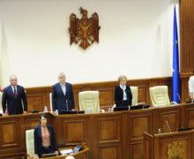 ACUM и ПСРМ подписали новое соглашение. В нем говорится о сотрудничестве президента, правительства и парламента