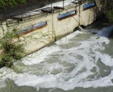 Концы в реку. Как с разрешения властей очистные Кишинева сливали нечистоты в Бык