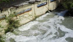 Концы в реку. Как с разрешения властей очистные Кишинева сливали…