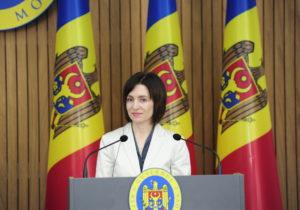 МВФ выделил Молдове $46,1 млн. Санду отчиталась о визите в США