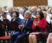 Депутаты отДемпартии пожертвуют 110тыс. леев навосстановление Национальной филармонии