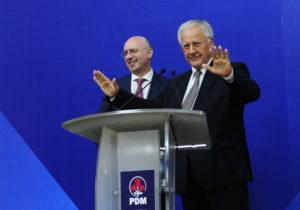 «Обмен мнениями был жарким». ДПМ о встрече правящей коалиции с PAS и DA