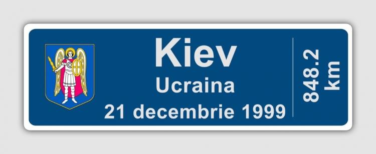 ВКишиневе появится колонна сгородами-побратимами молдавской столицы