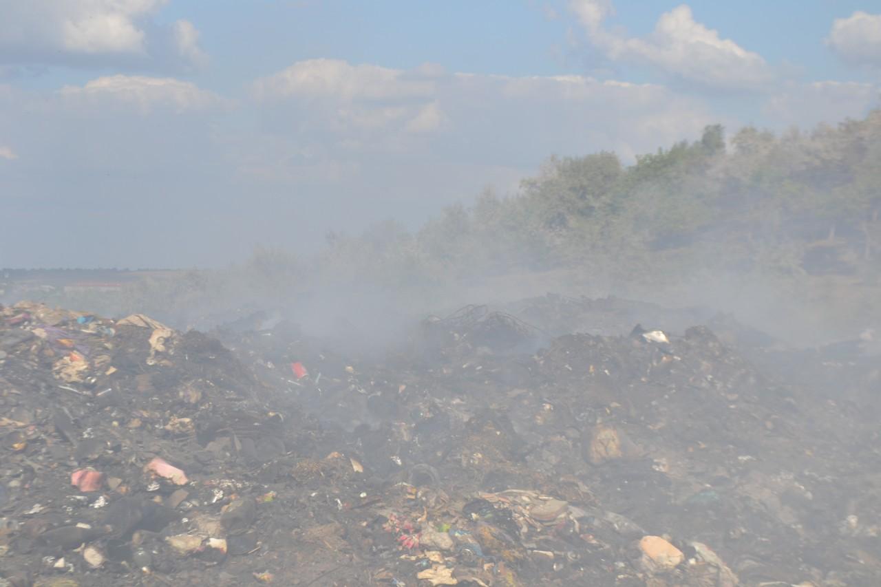 «Люди продолжают дышать ядовитым дымом». Ирина Влах раскритиковала руководство Вулканешт