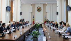Углубление сотрудничества и долгосрочные проекты. В Кишиневе состоялось заседание молдавско-российской…