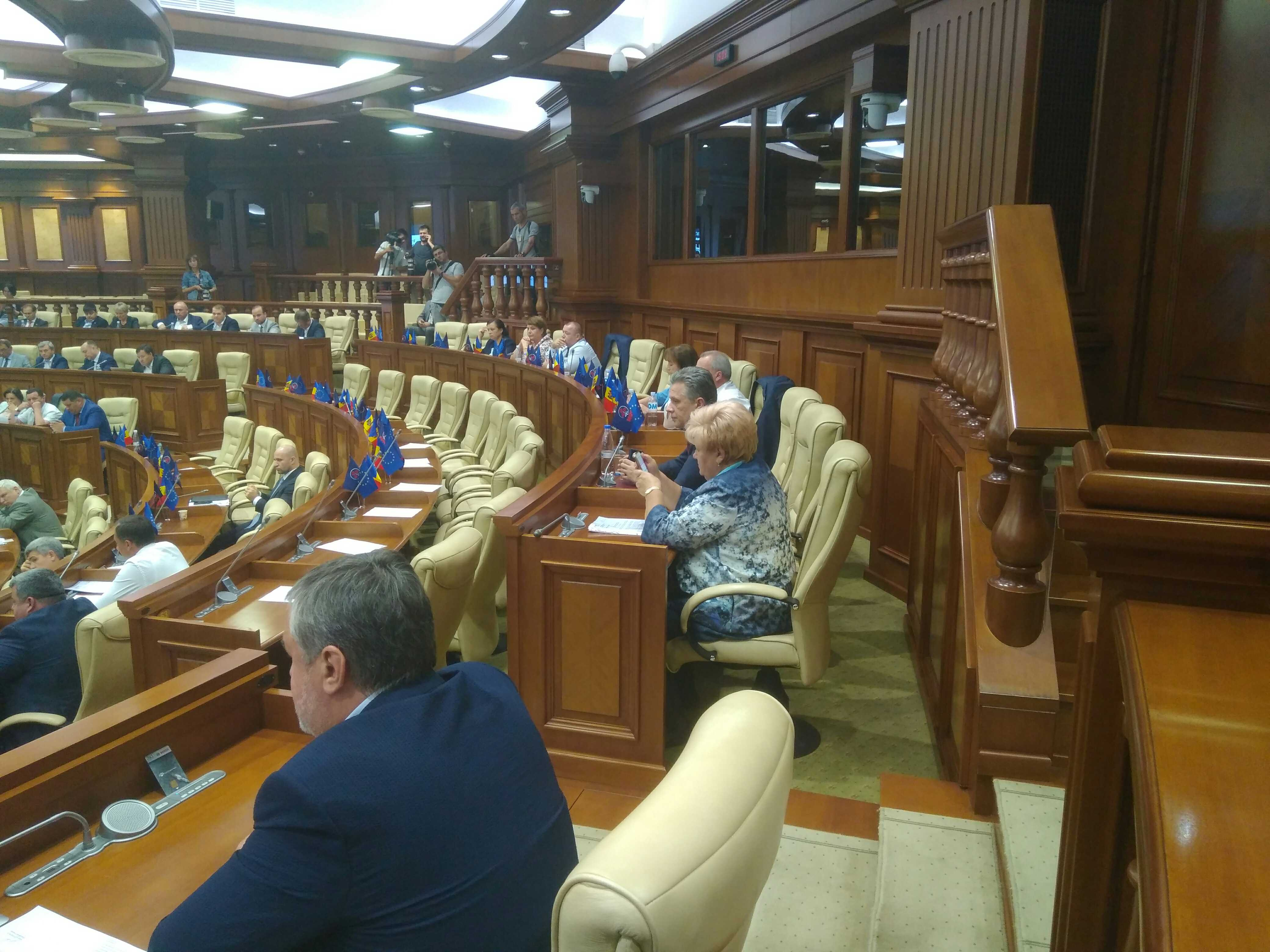 Генпрокуратура потребовала снять иммунитет с двух депутатов от партии «Шор» (ОБНОВЛЕНО)