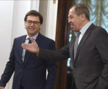 Лавров о встрече Путина с Санду: «Мы готовы». В ноябре в Москве ждут главу МИДЕИ Попеску