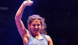 Молдавская спортсменка Анастасия Никита выступит на Олимпийских играх в Токио