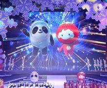 Летающая панда икитайский фонарик. Организаторы Олимпийских игр вПекине выбрали официальные талисманы