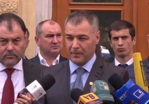Октавиан Цыку будет баллотироваться надолжность мэра Кишинева отПартии национального единства Анатола Шалару