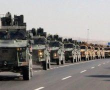 ЕСпризвал Турцию остановить военную операцию против курдов