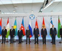 Молдову на саммите глав правительств СНГ представляет министр экономики. А как раньше было?