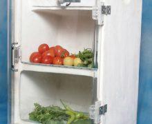 Ученые придумали новый тип холодильников. Вместо фреона продукты охлаждают резинки для волос