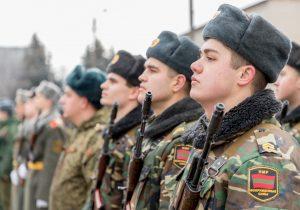В Приднестровье обязали служить в армии тех, кто хочет работать в госорганах