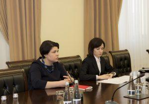 Санду выдвинула Гаврилицу кандидатом в премьер-министры