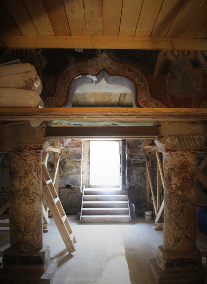 Министерство просвещения взялось за реставрацию средневековой церкви в Каушанах