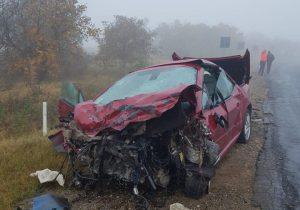 Вблизи Каушан столкнулись два автомобиля. Погибли три человека